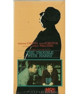 The Trouble With Harry VHS Alfred Hitchcock Joh... - $1.99