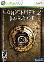 Condemned 2: Bloodshot - Xbox 360 [Xbox 360] - $9.79