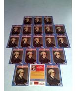 ***JOHN HANCOCK***   Lot of 20 cards / Starline Americana - $9.99