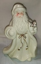 Santa Clause Figurine by K's Collection - $22.00