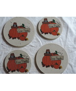 Thanksgiving burner covers ( pumpkins) set of 4 for electric stove - $14.95
