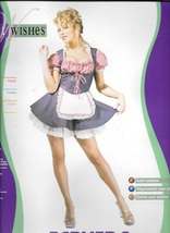 FARMERS DAUGHTER COSTUME SIZE SM 6-10 - $38.00