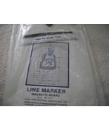 Needlecraft Line Marker Magnetic Board  - $15.00