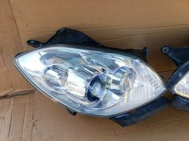08-12 Buick Enclave Hid Xenon AFS Headlight Lamps LH & RH - POLISHED image 3