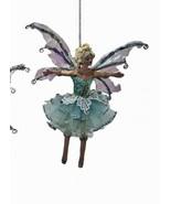 Katherine's Collection  fairy ballerina Ornament 28-530479 green - $29.99