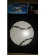Sport Icons Baseball Car Decal Sticker Decoration - New - $9.99