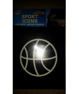 Sport Icons Basketball Car Decal Sticker Decoration - New - $9.99