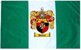 Bonner Coat of Arms Flag / Family Crest Flag - $29.99