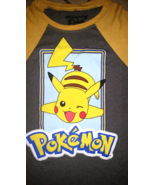 New Pokemon shirt Size Medium , Mighty Fine Presents Nintendo  - $16.99