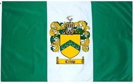 Crisp Coat of Arms Flag / Family Crest Flag - $29.99
