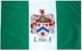 Ewans Coat of Arms Flag / Family Crest Flag - $29.99