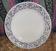 dinner plate circa 1940 added to cart only one available in stock