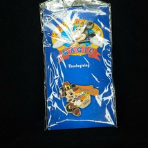 12 Months of Magic - Thanksgiving 2002 - Mickey Mouse Disney Pin 16428 - $8.90