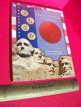 Education Gift President Dollar Book Deluxe US Coin Collectors Album Booklet New - $18.99