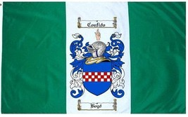 Boyd Coat of Arms Flag / Family Crest Flag - $29.99