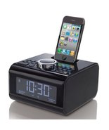 Cube Alarm Clock Radio for iPod and iPhone Devices - $178.19