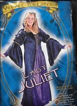 Velvet Lady Juliet PLUS SIZE Costume SZ 16-24 - $49.00