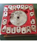 Craftsman Moulding Cutter Set  - $40.00