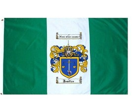Justice Coat of Arms Flag / Family Crest Flag - $29.99