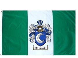 Krimmel Coat of Arms Flag / Family Crest Flag - $29.99