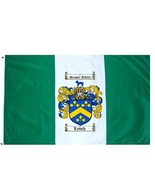 Lynch Coat of Arms Flag / Family Crest Flag - $29.99