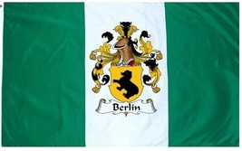 Berlin Coat of Arms Flag / Family Crest Flag - $29.99