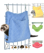 Super-Soft, Cozy & Versatile Ferret Pocket Hammock - $29.50