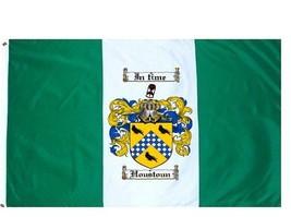 Houstoun Coat of Arms Flag / Family Crest Flag - $29.99
