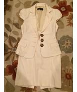 Nanette Lepore Buttercream Yellow Cotton Skirt ... - $134.99