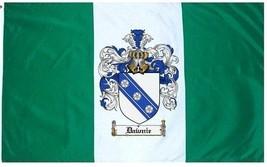 Dawnie Coat of Arms Flag / Family Crest Flag - $29.99