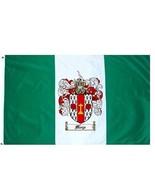 Moye Coat of Arms Flag / Family Crest Flag - $29.99