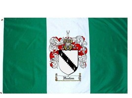 Heaton Coat of Arms Flag / Family Crest Flag - $29.99