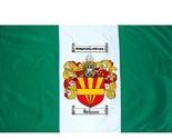 Isham crest flag thumb155 crop
