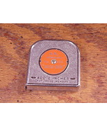 Accu-Rule 6 Foot Tape Measure, no. 426, made by Disston - $5.95