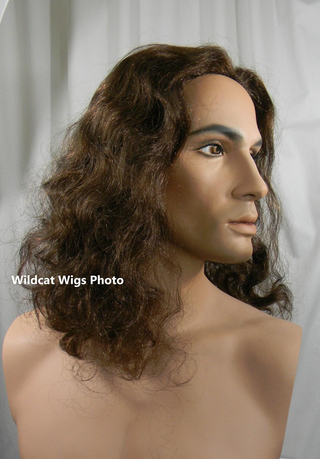Jesus wig 8 a