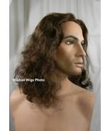 Jesus Wig .. Rocker Wig .. Heavy Metal .. Gaston Beauty and the Beast - $32.99