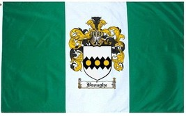 Broughe Coat of Arms Flag / Family Crest Flag - $29.99