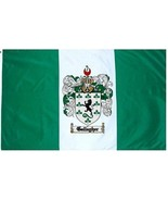 Gallagher Coat of Arms Flag / Family Crest Flag - $29.99