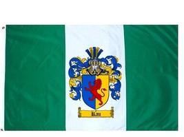 Kau Coat of Arms Flag / Family Crest Flag - $29.99