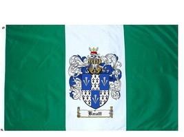Knutt Coat of Arms Flag / Family Crest Flag - $29.99