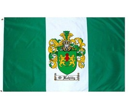 O'Rahilly Coat of Arms Flag / Family Crest Flag - $29.99