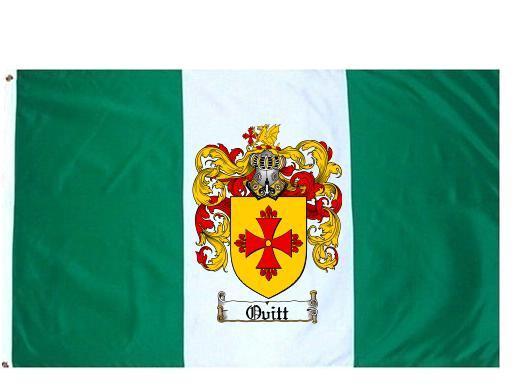 Ovitt crest flag