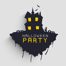 Background for Halloween Party Night Illustrati... - $3.85