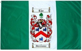 Abercrummy Coat of Arms Flag / Family Crest Flag - $29.99