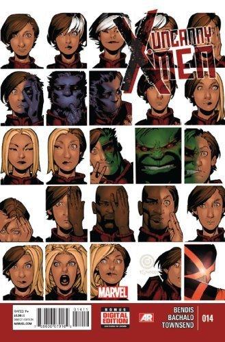 Uncanny X-Men (Issue #14) [Comic] by Brian Michael Bendis; Chris Bachalo