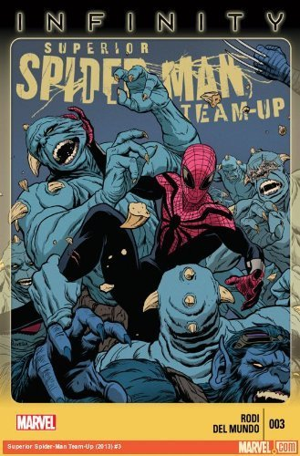 Superior Spider-Man Team-Up #3 (Infinity) [Comic] by