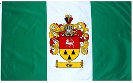 Ege Coat of Arms Flag / Family Crest Flag - $29.99