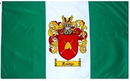 Fontyn Coat of Arms Flag / Family Crest Flag - $29.99