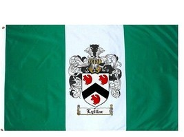 Lyttlar Coat of Arms Flag / Family Crest Flag - $29.99