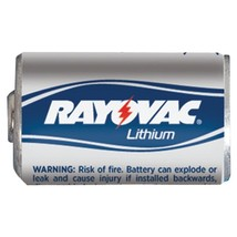 RAYOVAC RLCR2-2 3-Volt Lithium CR2 Photo Battery, Carded (2 pk) - $25.42